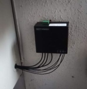 Installierter SmartPi